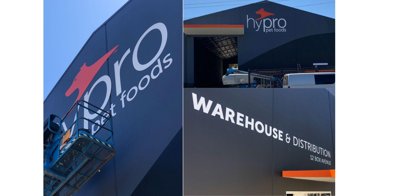 hypro signage